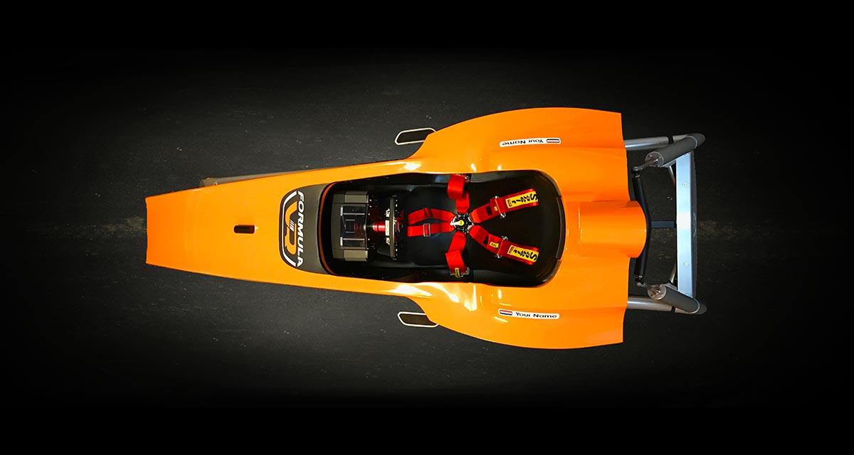 FormulaVR simulators | The ultimate Formula1 motion simulator